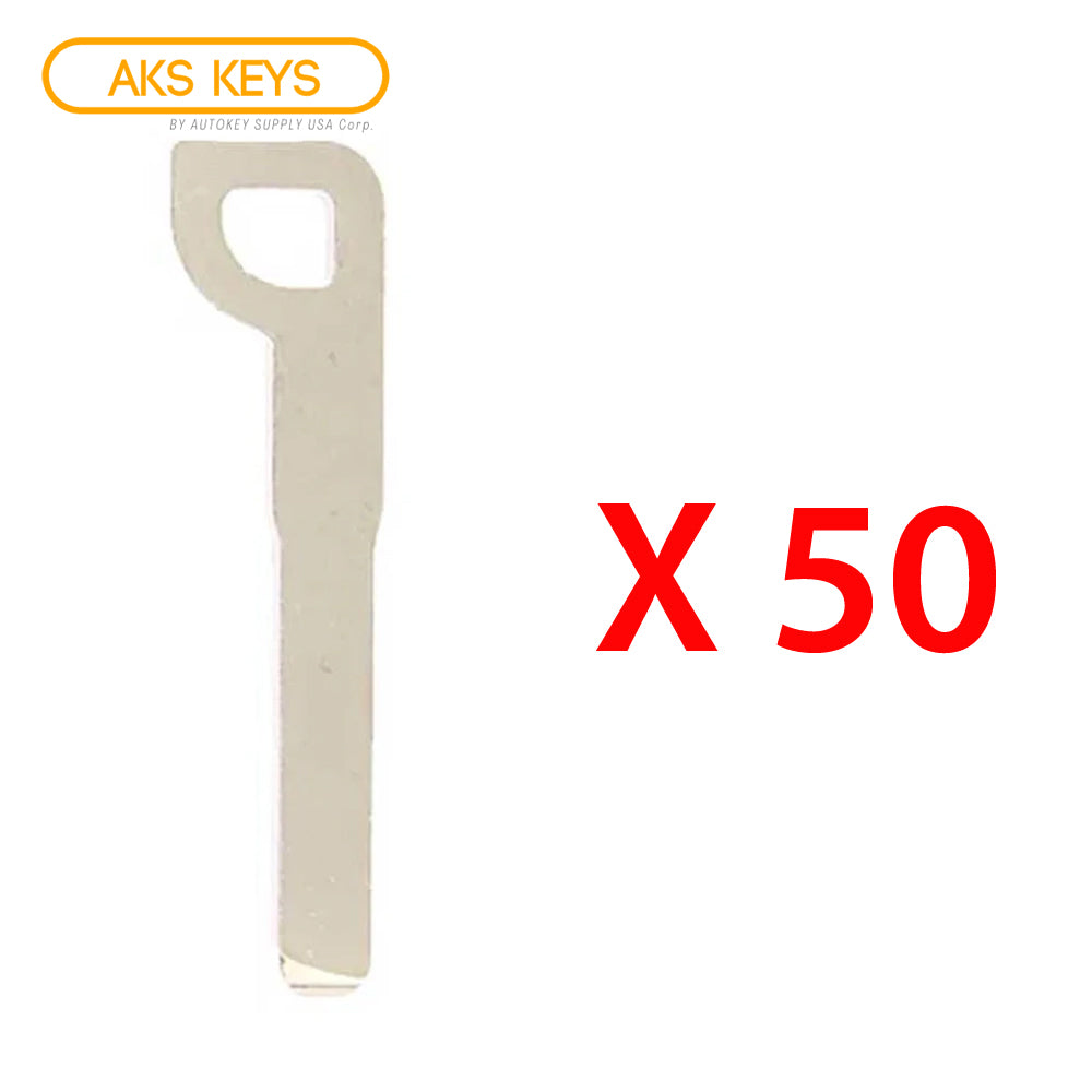 2013 - 2018 Ford Lincoln Emergency Key Blade (50 Pack)