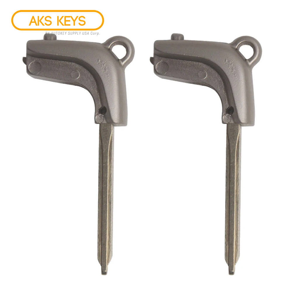 2006 - 2008, 2010 - 2015 Lexus Emergency Key Serie 40K (LX40) (2 Pack)
