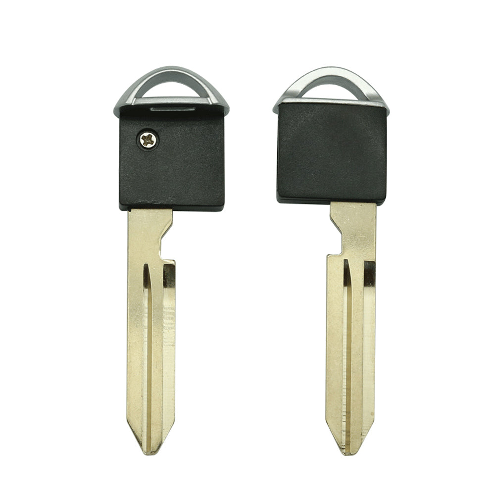 2007 - 2018 - Nissan Infiniti Emergency Key (2 Pack)