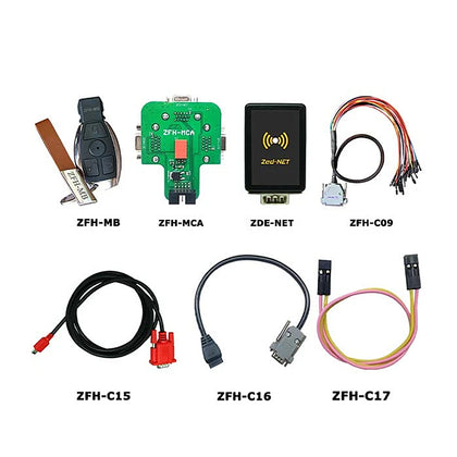 IEA Mercedes Benz Zed Full Programmer BGA Upgrade Pack