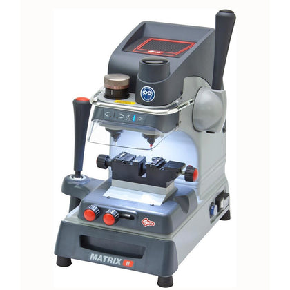 ILCO Matrix II High Security Automotive Key Cutter Machine