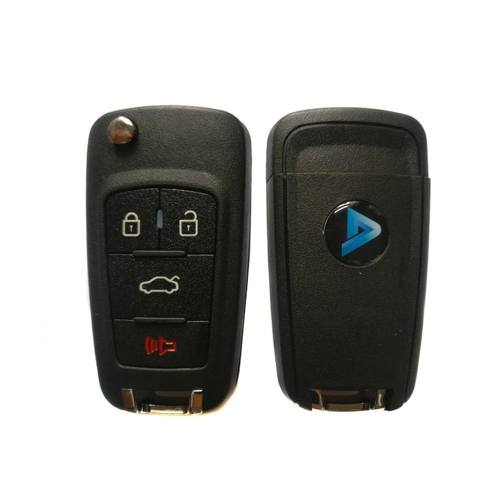 KEYDIY Remote Head Key - GM Style W/transponder PCF7947 3B (NB18)