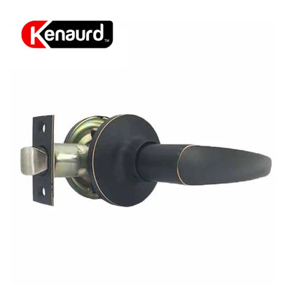 Design #2 Passage Leverset Grade 3 Oil Rubbed Bronze KLE02-ORB-PS