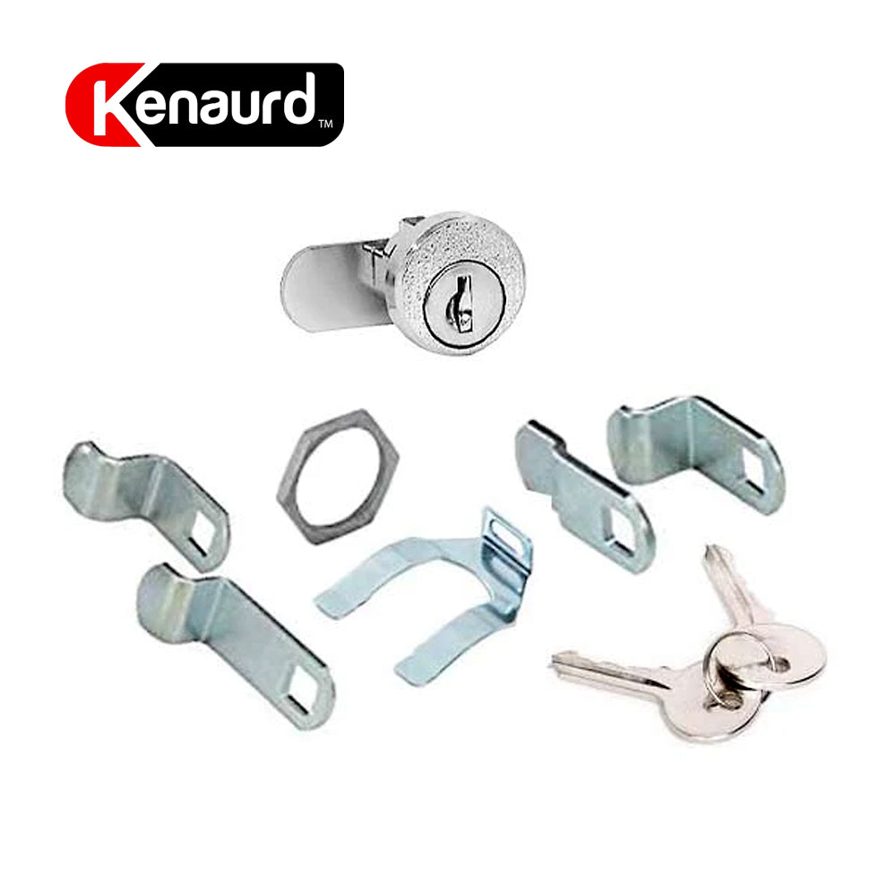 Multi-Cam Mailbox Lock with Threaded Body KMCML (5 Cams Pack)