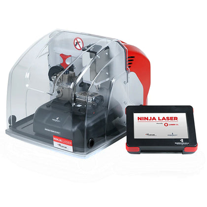 Keyline Ninja Laser Edge-Cut and HS Code Cutting Machine