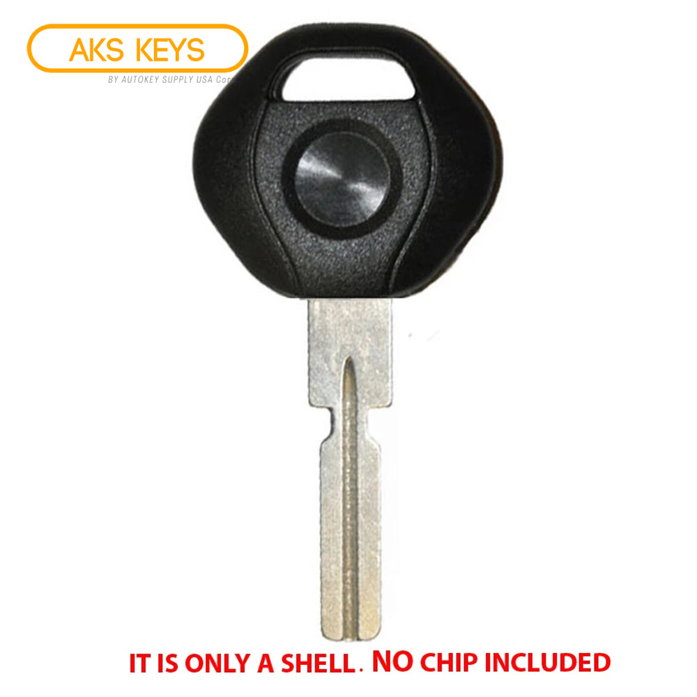 1995 - 2003 BMW Key Shell - 4 Track Small Head