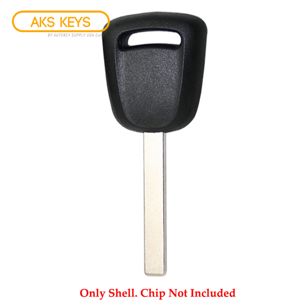 2010 - 2017 GM Transponder Key Shell for B119PT