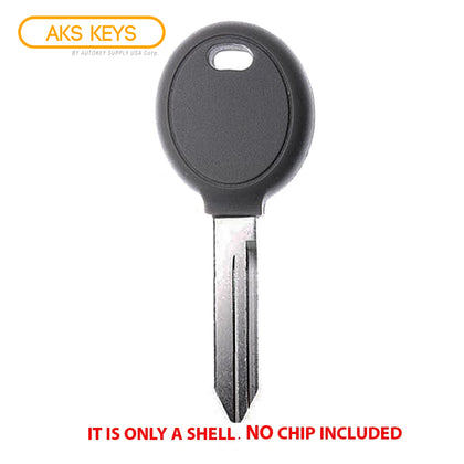 1998 - 2014 Chrysler Dodge Jeep Transponder Key Shell - Y159