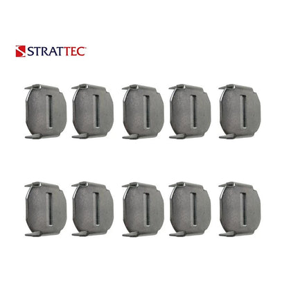 1970 - 2011 Strattec GM VW Lock Shutter Unit / 599466 (Packs of 10)
