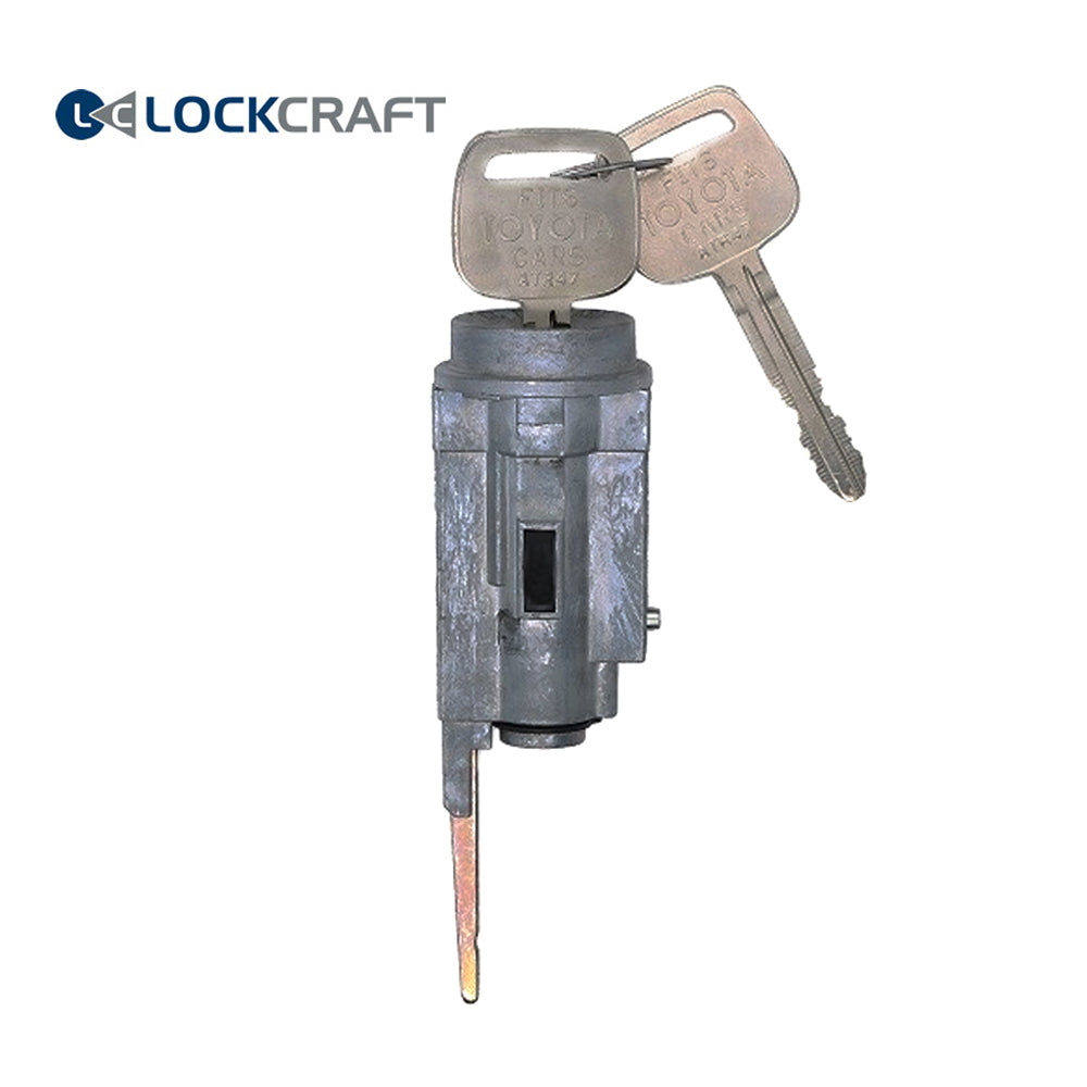 1992 1996 Lockcraft Toyota Camry Ignition Lock LC1390