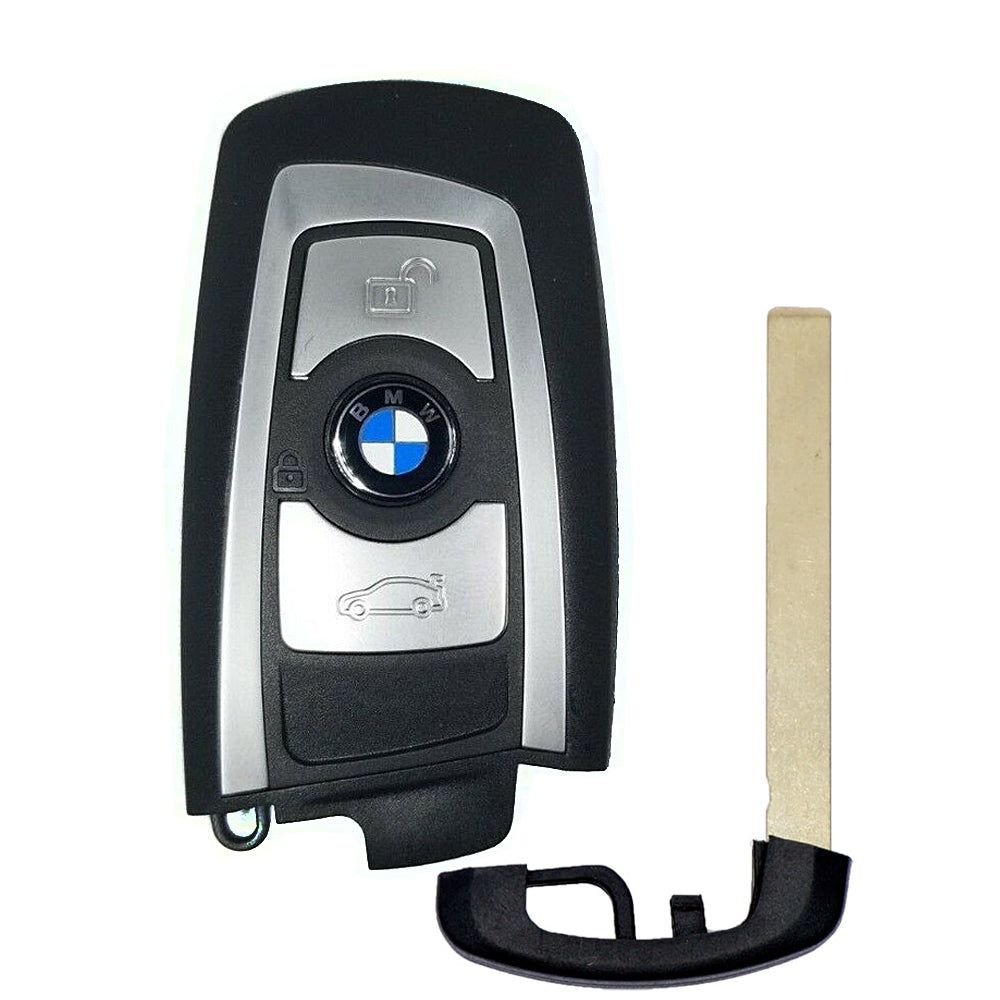 2013 - 2018 BMW Smart Key FEM 3B FCC# YGOHUF5767 - 433 MHz