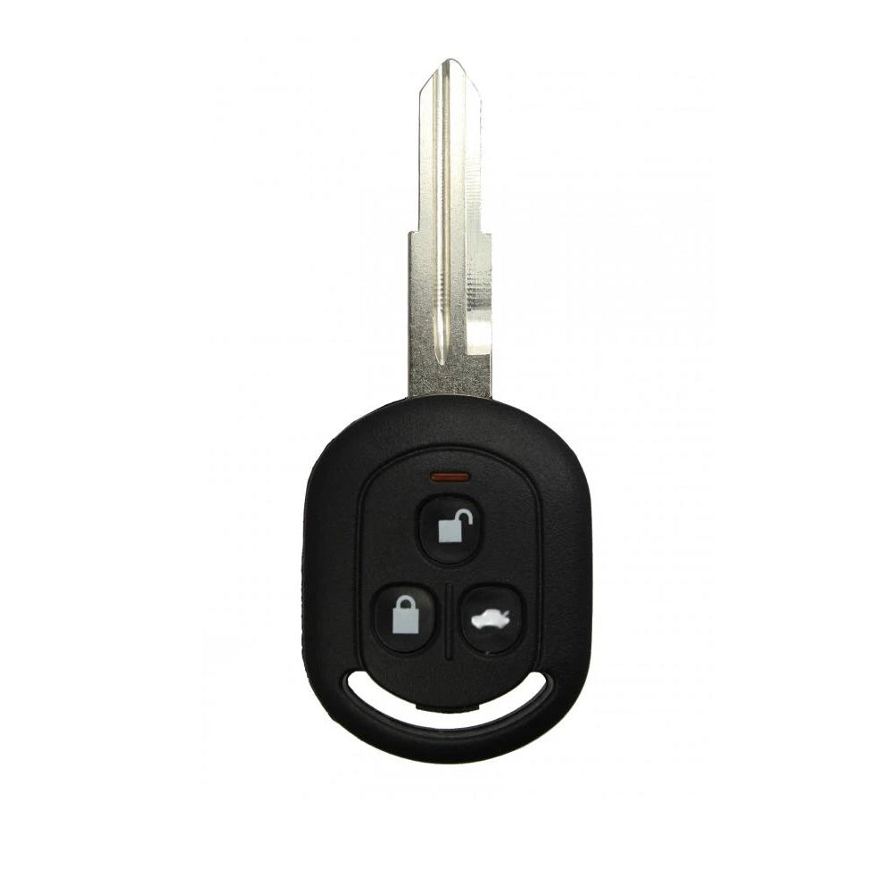 2009 - 2011 Chevrolet Aveo Remote Key 3B FCC# VQQRK960NAT