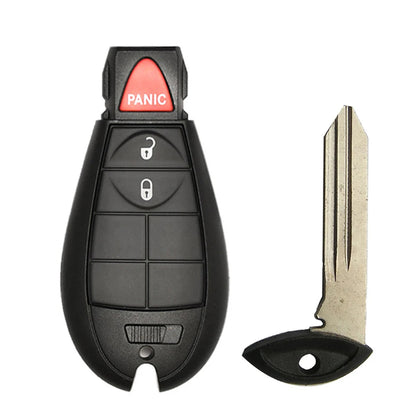 2013- 2018 Dodge RAM Fobik Key 4B FCC# GQ4-53T - 433 MHz