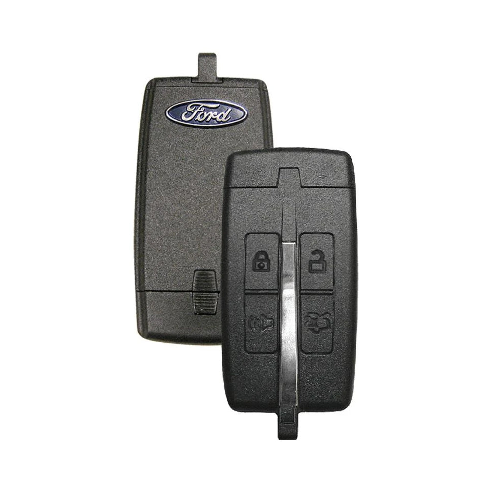 2010 - 2012 Ford Taurus Smart Key 4B FCC# M3N5WY8406 - 315 MHz