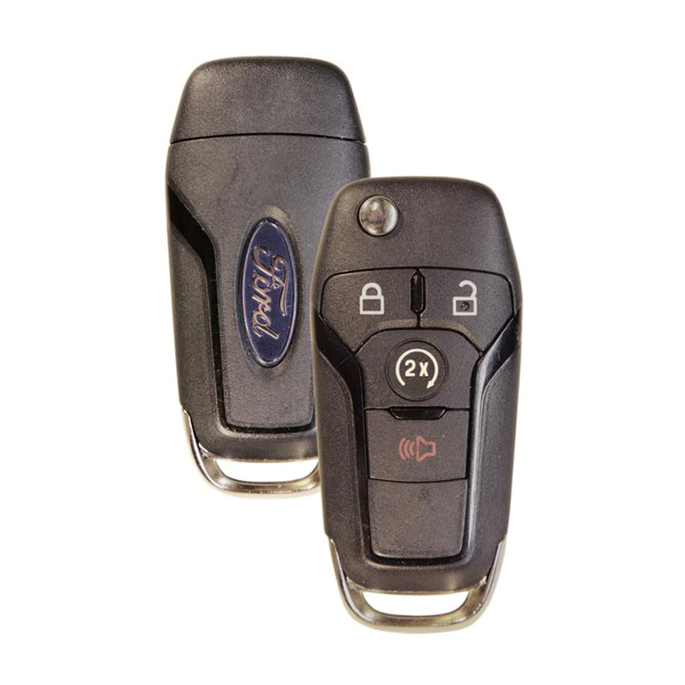 2015 - 2019 Ford F-Series Remote Flip Key 4B FCC# N5F-A08TDA