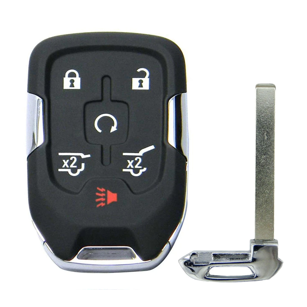2015 - 2019 GMC Yukon Smart Key 6B FCC# HYQ1AA