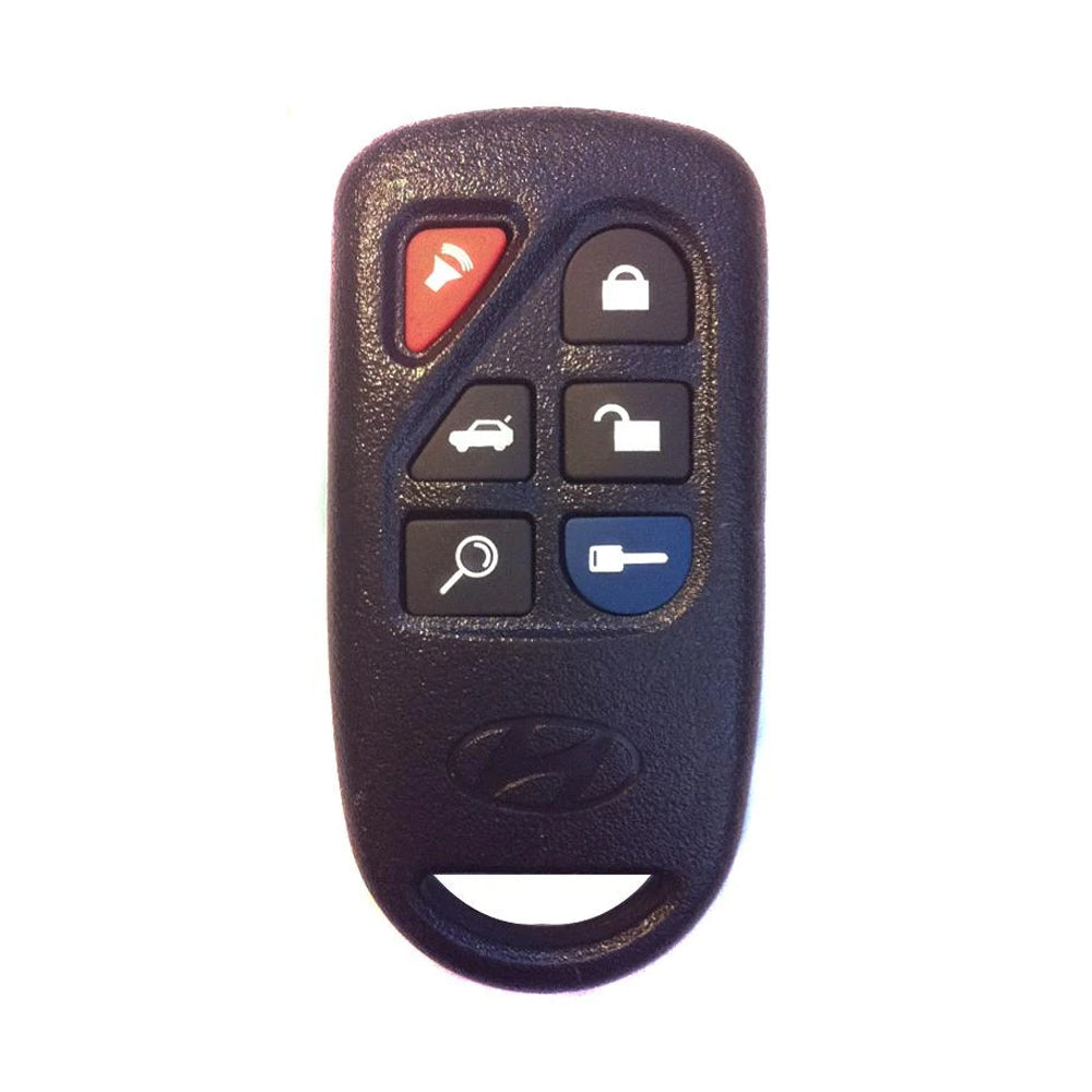 2011 - 2013 Hyundai Sonata Dealer Installed Remote Control 6B FCC# GOH-PCGEN2