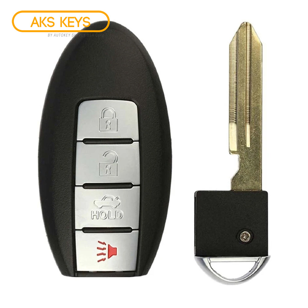 2007 - 2017  Infiniti Smart Key 4B FCC# KR55WK48903