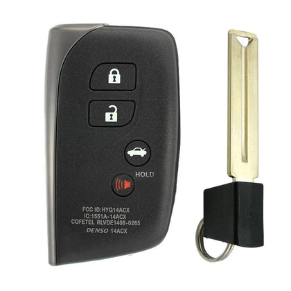 2013 - 2017 Lexus Smart Key 4B FCC# HYQ14ACX - 5290 Board