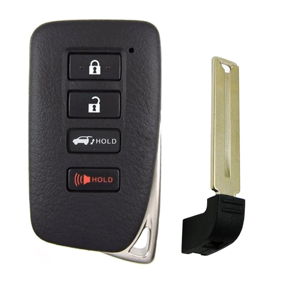 2015 - 2019 Lexus Smart Key 4B FCC# HYQ14FBA - 2110 (AG) Board
