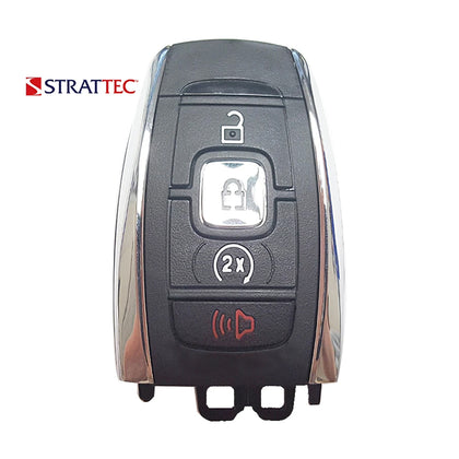 2017 Strattec Lincoln Smart Key 4B Fcc# M3N-A2C94078000