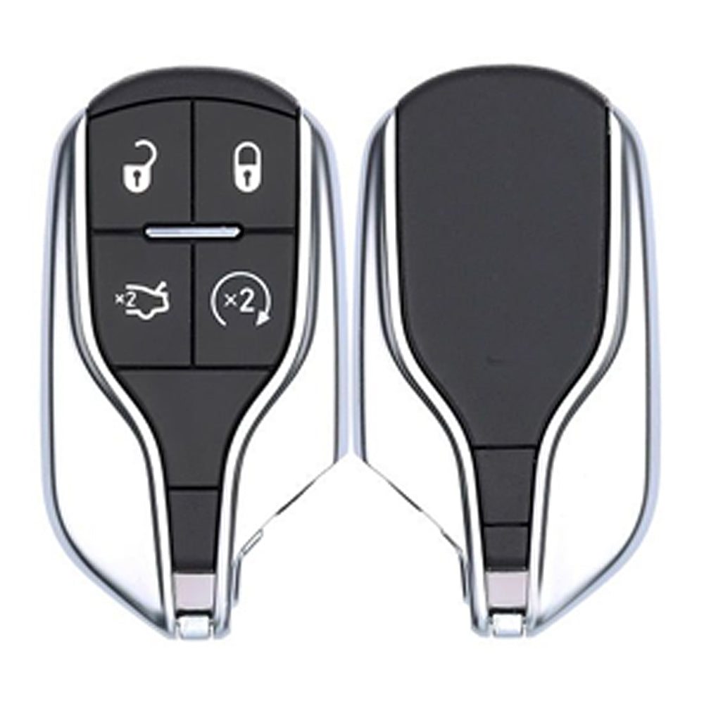 2014 - 2016 Maserati Smart Key 4B W/ Trunk-Remote Start FCC# M3N-7393490 (2 Pack)