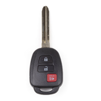 2013 - 2016 Scion Remote Head Key 3B FCC# MOZB52TH - G Chip