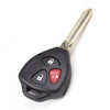 2007 - 2013 Toyota Yaris Remote Key 3B FCC# MOZB41TG - Non Chip