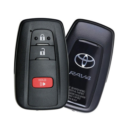 2016 - 2020 Toyota Smart Prox Remote Key 3B FCC# HYQ14FBC