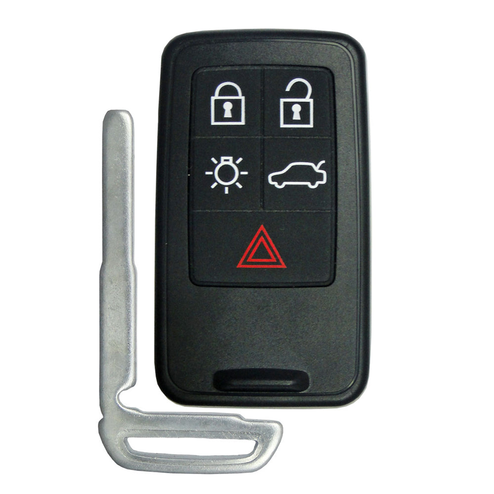 2008 - 2018 Volvo Remote Head Key without PCC 5B FCC# KR55WK49266