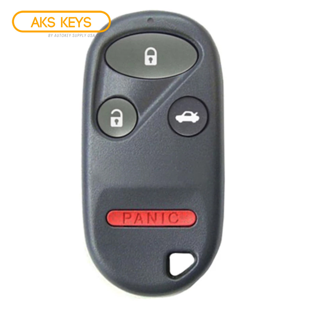 New Replacement Remote Keyless Fob Case Shell 4B for Acura FCC# A269ZUA108 / CWT72147KA