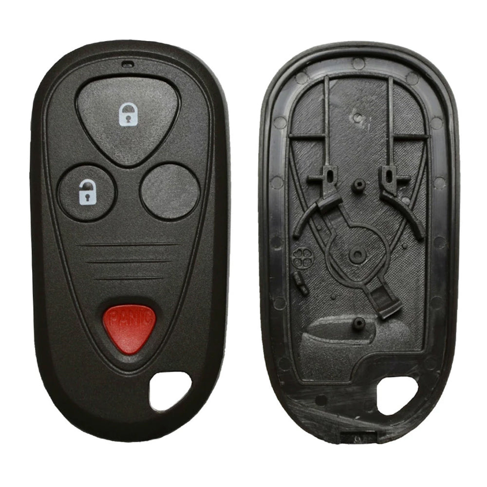 New Replacement Remote Keyless Fob Case Shell 4B for Acura