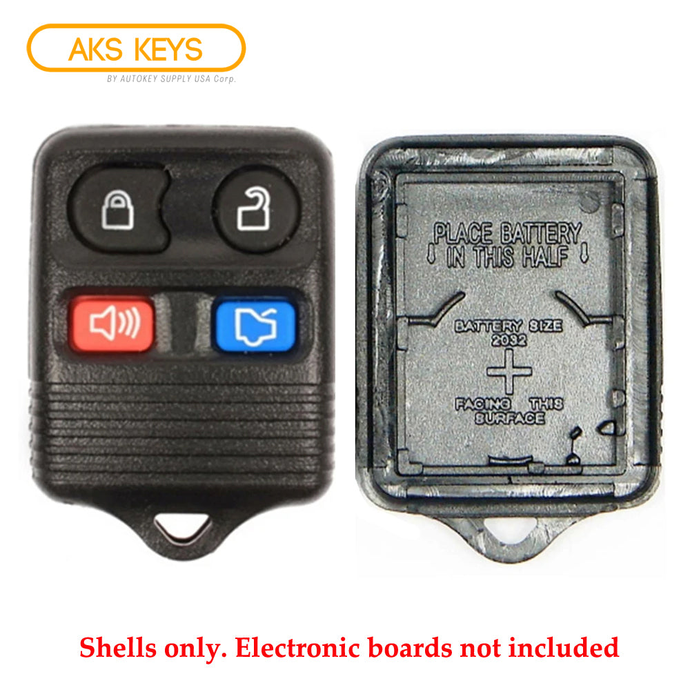 2004 - 2011 Ford Remote Shell 4B