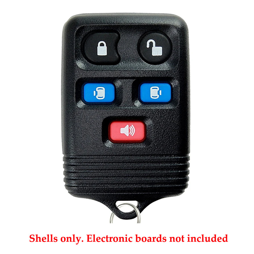 1998 - 2008 Ford Remote Shell 5B