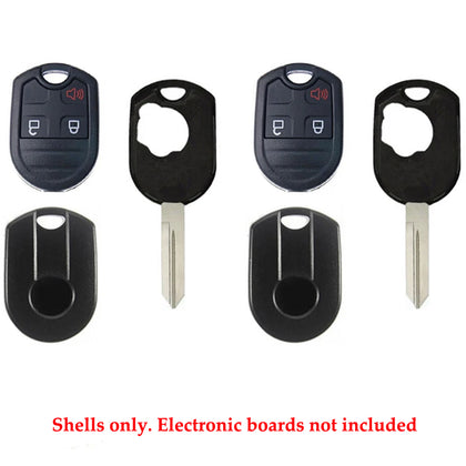 2011 - 2015 Ford Remote Key Shell (2 Pack)