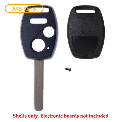 Honda Remote Key Shell 3B W/O Chip Holder