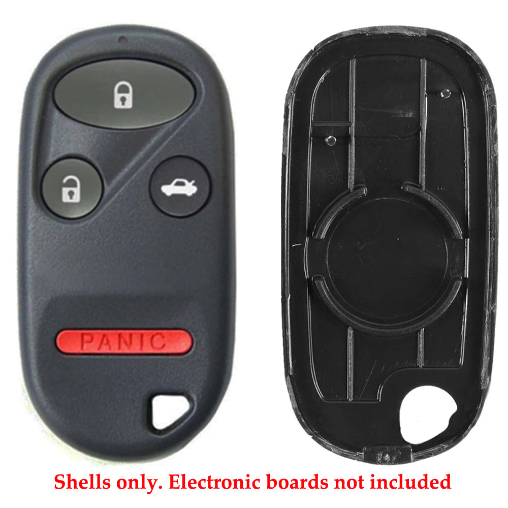 New Replacement Remote Keyless Fob Case Shell 4B for Honda FCC# OUCG8D-344H-A