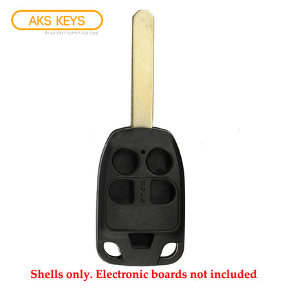 2001 - 2013 Honda Remote Key Shell 5B