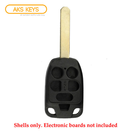 2001 - 2013 Honda Remote Key Shell 6B