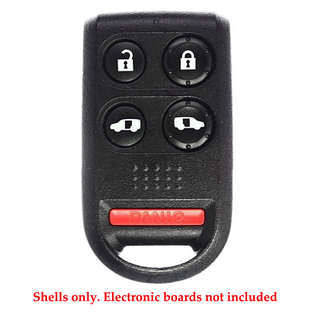 2005 - 2009 Replacement for Honda Remote Control shell Case 5B