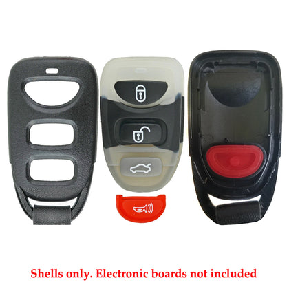 2006 - 2011 Kia Remote Shell 4B