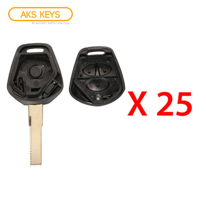 2001 - 2004 Porsche Remote Key Sell 3B (25 Pack)