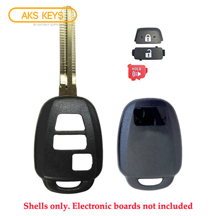 2012 - 2019 Toyota Scion Remote Key Shell 3B