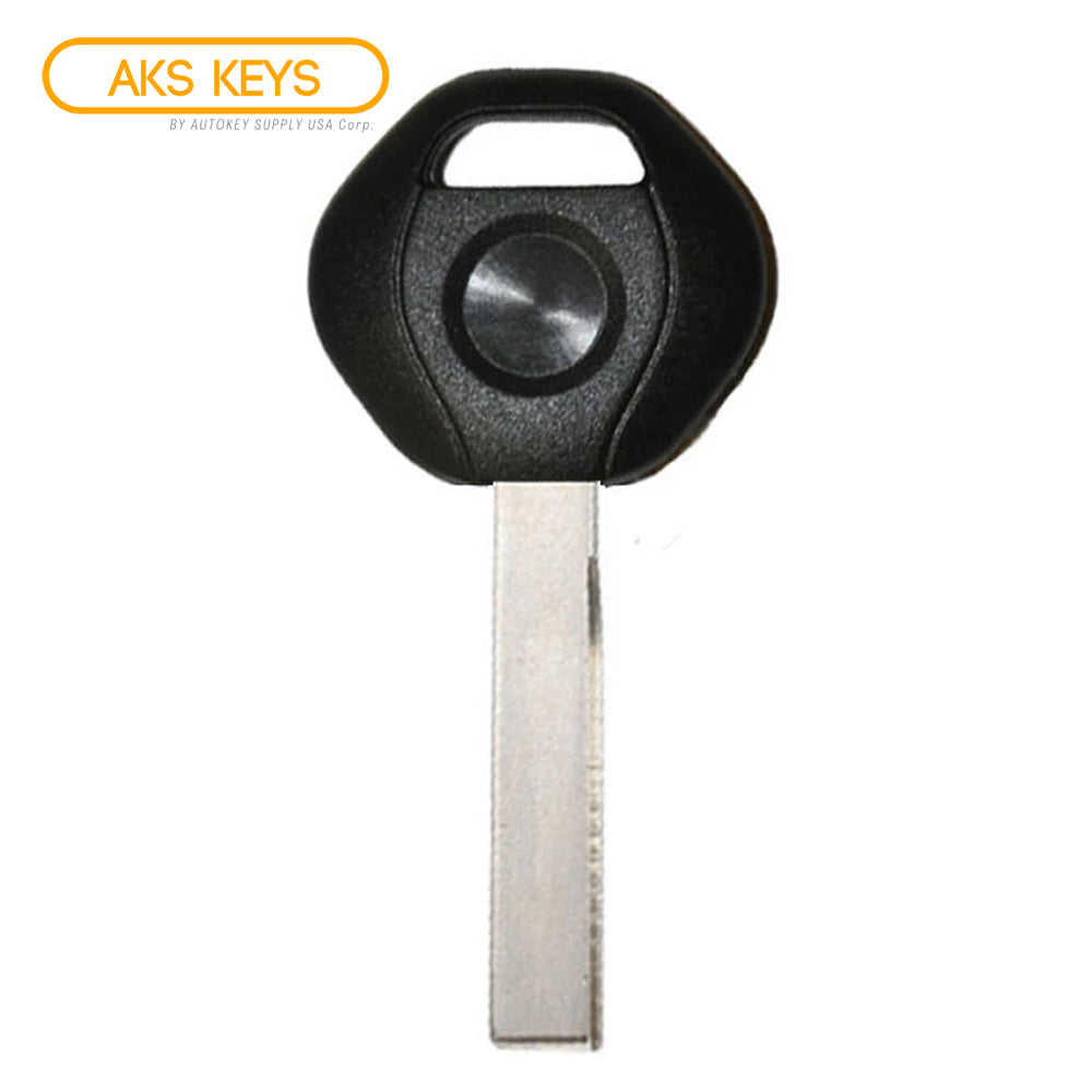 2000 - 2009 BMW Transponder Key - ID44 Chip - 2 Track Small Head