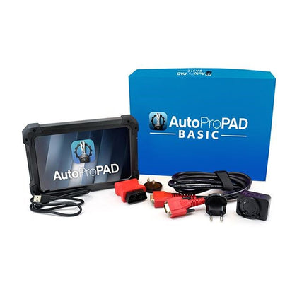 XTOOL AutoProPAD BASIC Transponder Programmer—INC 1 YR UPDATES
