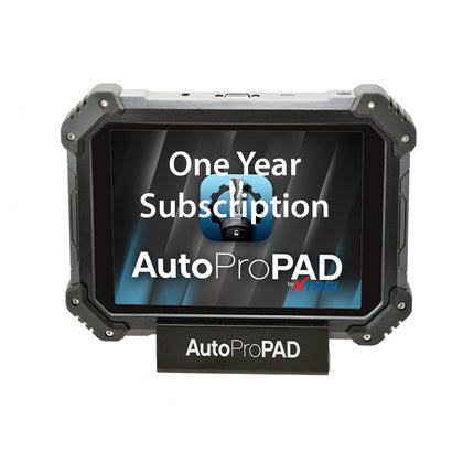 Xtool Auto Pro PAD Updates & Support Subscription - 1 YR
