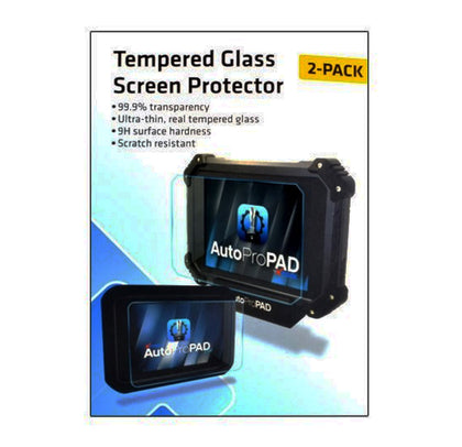 XTOOL Tempered Glass Screen Protector for AutoProPAD 8