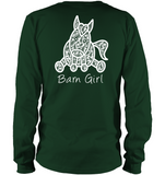 Paisley Barn Tops