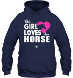 This Girl Loves Her Horse