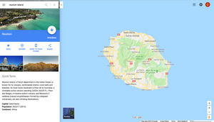 Reunion Island and Sharks